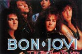 Bon Jovi - 'I'll Be There For You' Postcard